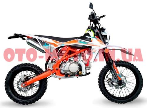 Мотоцикл GEON X-Ride Enduro 125 PRO (2021)
