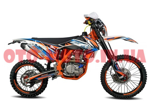 Мотоцикл Geon Dakar GNS 300 (4V) Enduro 2021