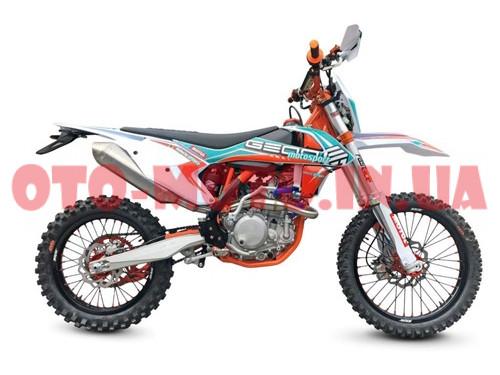 Мотоцикл Geon Dakar GNX 250 (2021)