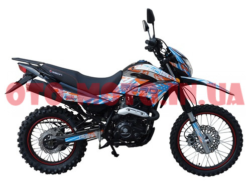 Мотоцикл GEON X-Road Light 200 (2021)