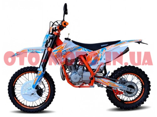 Мотоцикл GEON TERRAX 250 CB (19/16) PRO