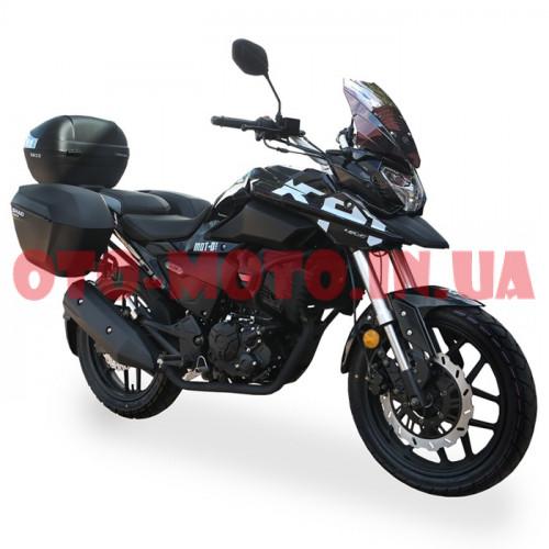 Дорожній мотоцикл Lifan KPT (LF200-10L)