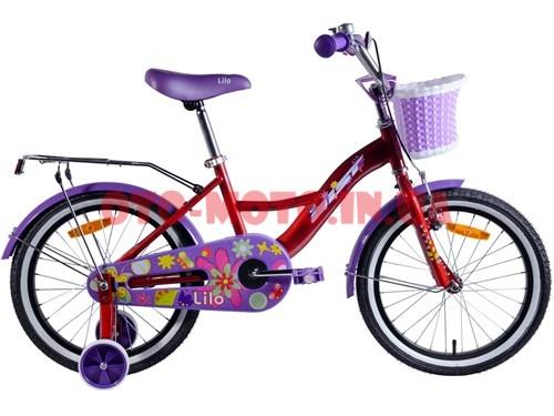 """Велосипед для дівчаток AIST Lilo """"14 """"18"""