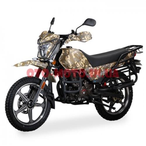 Мотоцикл Shineray XY 200 INTRUDER