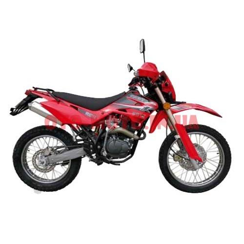 Мотоцикл Shineray XY200GY-11B LIGHT CROSS