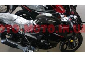 Дорожній мотоцикл Lifan KP200 (Irokez 200)